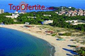 Китен, на Море първа линия Парк Хотел Атлиман Бийч до плаж Атлиман! Нощувка + закуска и вечеря на цени от 24 лв