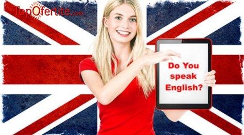 Разговорен курс по английски език от езикова школа Акцент само за 57 лв. вместо за 95 лв.