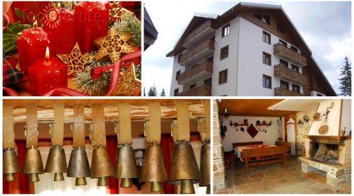 Хотел Невада, Пампорово за Коледа! Нощувка за ДВАМА + закуски и вечери на цени от 71 лв.