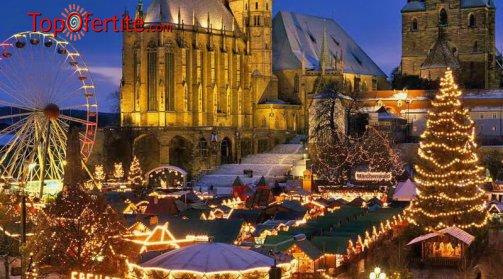 5-дневна Предколедна екскурзия до Прага и Будапеща с 3 нощувки + закуски и транспорт само за 229 лв. на човек