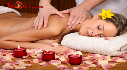 Комбиниран масаж с различни техники от салон за красота Sassy само за 18.90 лв., вместо за 40 лв.
