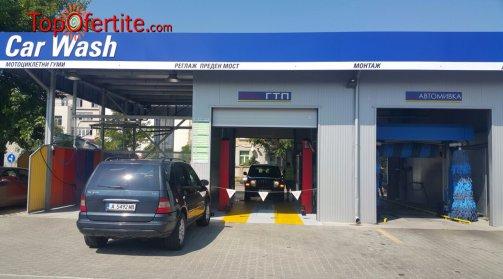 Годишен технически преглед на лек автомобил, джип  или такси в Бош Кар на ул. Опълченска на цени от 26 лв