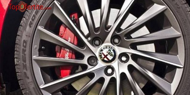 Смяна на 2 броя гуми с включен монтаж, демонтаж и баланс от Сервиз Фиат, Ланчия и Алфа Ромео само за 8, 80 лв