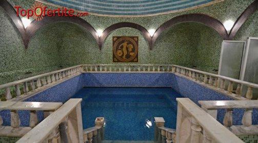 Хотел РИМ, Велинград! Нощувка + закуска, вечеря, басейн с минерална вода, джакузи, сауна и парна баня само за 29,50 лв на човек