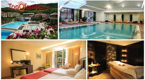 Парк Хотел ПИРИН 5*, Сандански Луксозна СПА ваканция! Нощувка в двойна стая Лукс + закуска, вечеря, 1 масаж и Уелнес пакет само за 99 лв на човек