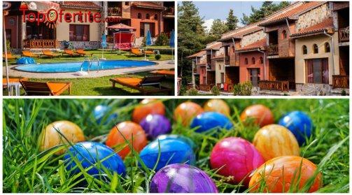 Комплекс Вивиана, Цигов чарк за Великден! 3 нощувки + закуски, вечери и ползване на открит сезонен басейн само за 90 лв. за един човек