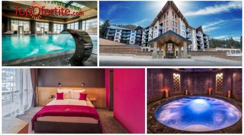 Арте СПА & Парк Хотел 5*, Велинград! 1 нощувка + закуска, вечеря и Уелнес пакет на цени от 89,50 лв