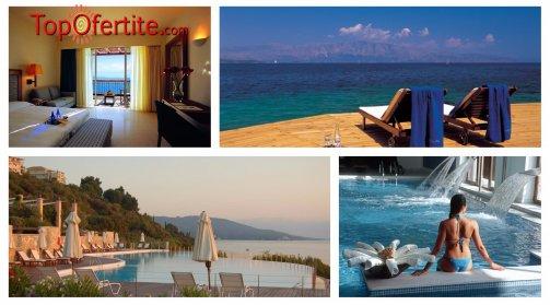 Ionian Blue Hotel 5*, Лефкада - Гърция за Великден! 3 нощувки + закуски, вечери, празничен обяд и Уелнес пакет на цени от 477,70 лв. на човек