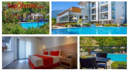 Хотел Princess Golden Beach 4*, остров Тасос - Гърция за Великден!  3 нощувки + закуски, вечери и празничен обяд на цени от 279,70 лв. на човек