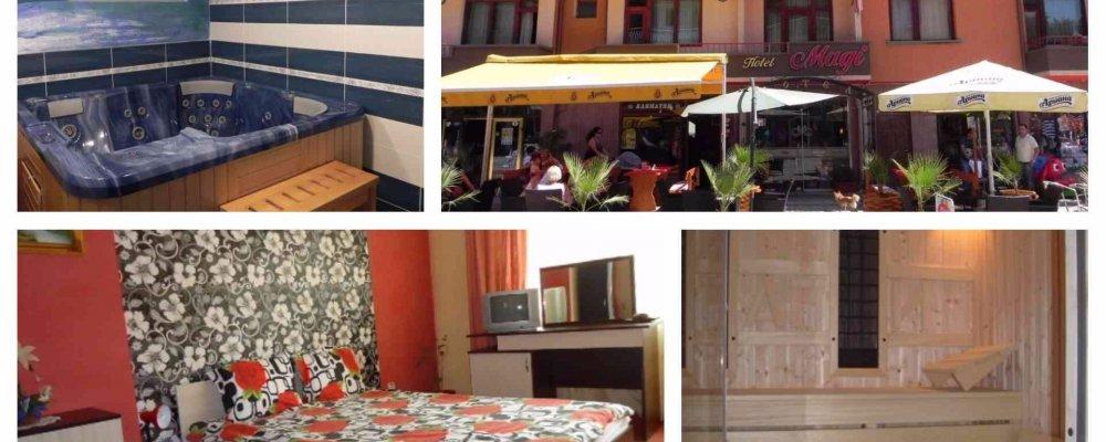 Хотел Маги, Велинград! Нощувка + закуска, вечеря, Уелнес пакет и опция обяд на цени от 34 лв. на човек