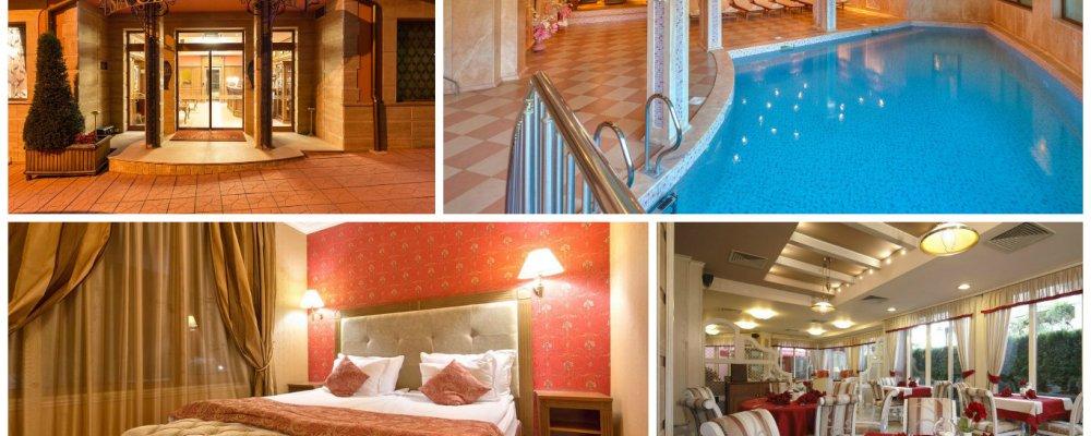 Хотел Клуб Централ 4*, Хисар за Великден! 3 или 4 нощувки + закуски, празнична вечеря и Уелнес пакет на цени от 228,50 лв. на човек