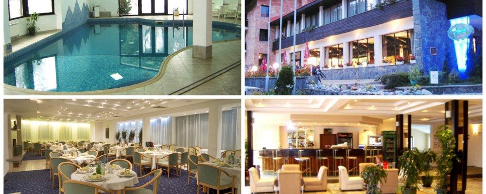 Хотел Финландия 4*, Пампорово! 2 или 3 нощувки + закуски, вечери, басейн, джакузи и фитнес на цени от 68 лв на човек