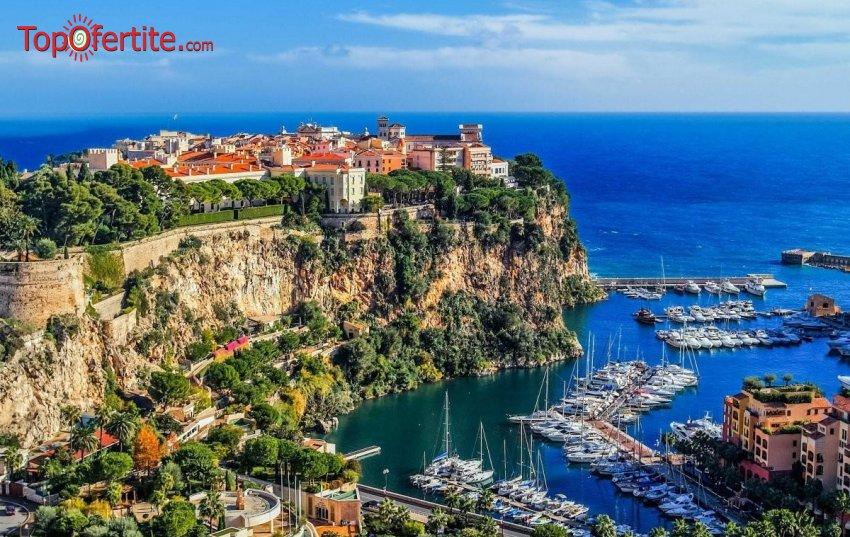 8-дневна екскурзия до Барселона с Френска Ривиера и Прованса със самолет или автобус +  закуски и вечери само за 750 лв. на човек