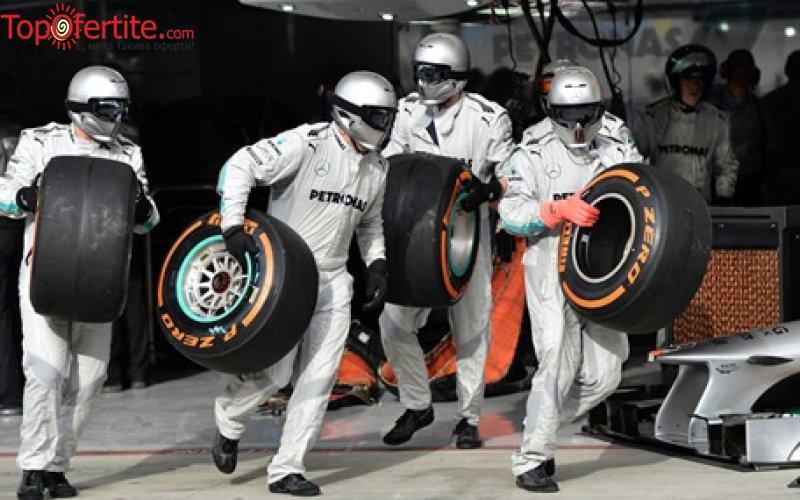 Смяна на гуми с включен монтаж, демонтаж и баланс + ПОДАРЪК нови вентили от Сервиз 14 само за 8,50лв