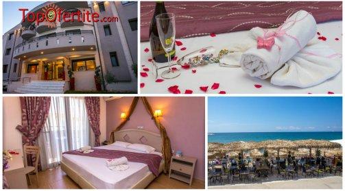 Тасос, Гърция за хотел Thalassies Nouveau 3*, Лименария! Нощувка + закуска, вечеря, ползване на сауна, фитнес зала и басейн на цени от 56,60 лв. на човек