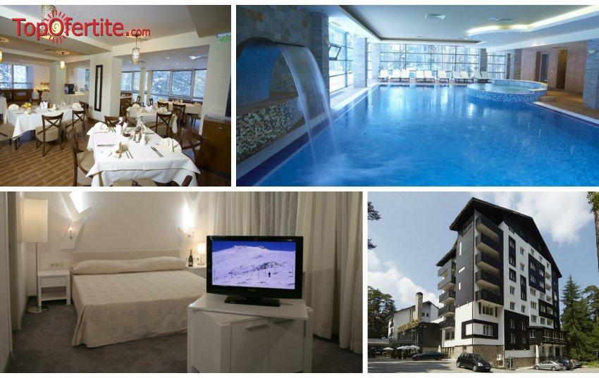 Хотел Феста Чамкория 4*, Боровец! Нощувка + закуска и СПА пакет на цени от 28.50 лв. на човек