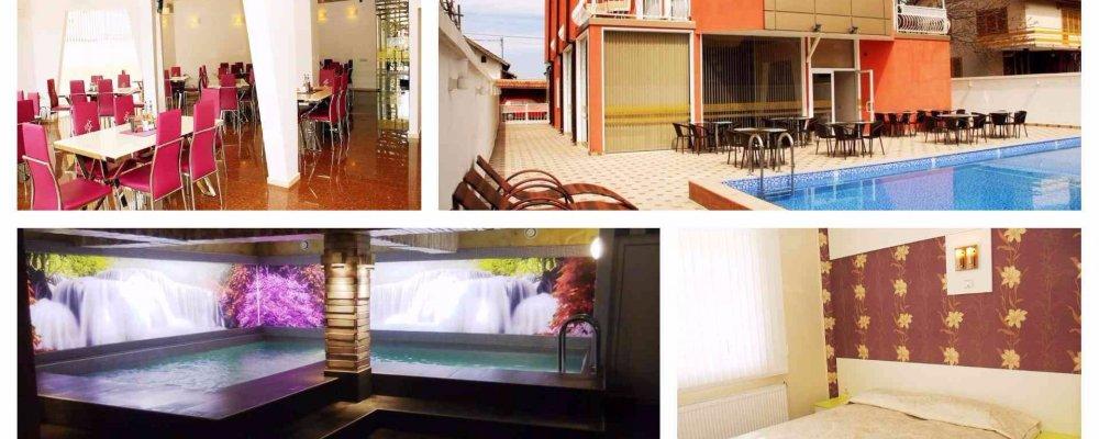 Хотел Виа Лакус 3*, Сапарева баня! Нощувка + закуска и Уелнес пакет на цени от 25 лв. на човек