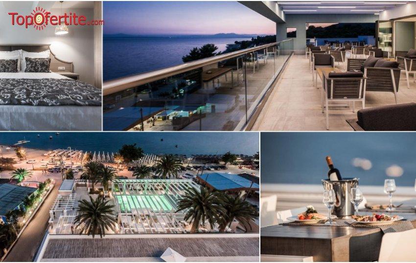 Cronwell Sermilia Resort 5*, Ситония, Халкидики - Гърция! Нощувка + закуска, вечеря и Безплатно дете до 12 г. на цени от 111,90 лв. на човек