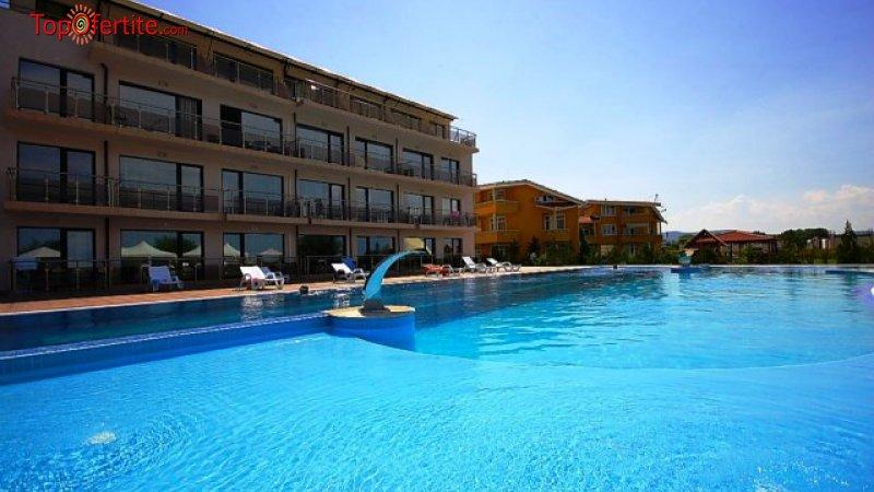 Хотел Созополи Стайл, първа линия къмпинг Златна рибка, Созопол август и септември! Нощувка в Апартамент за четирима на база All Inclusive light на цени от 160 лв