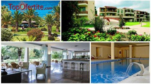 Хотел Kassandra Palace & Spa 5*,  Касандра, Халкидики - Гърция първа линия! Нощувка + закуска, вечеря и ползване на басейн на цени от 72,30 лв. на човек
