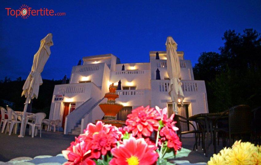 Blue View Studios 2*, Скала Потамияс, остров Тасос - Гърция! Нощувка за двама в двойно студио на цени от 48 лв.