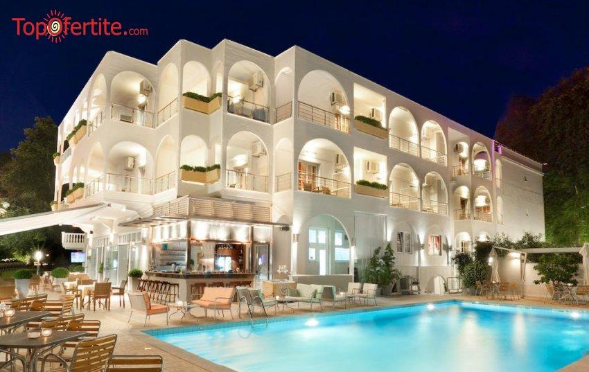 Kronos Hotel 3*, Platamonas, Pieria - Гърция! 8 нощувки за двама + закуски и вечери за 1149,70 лв.