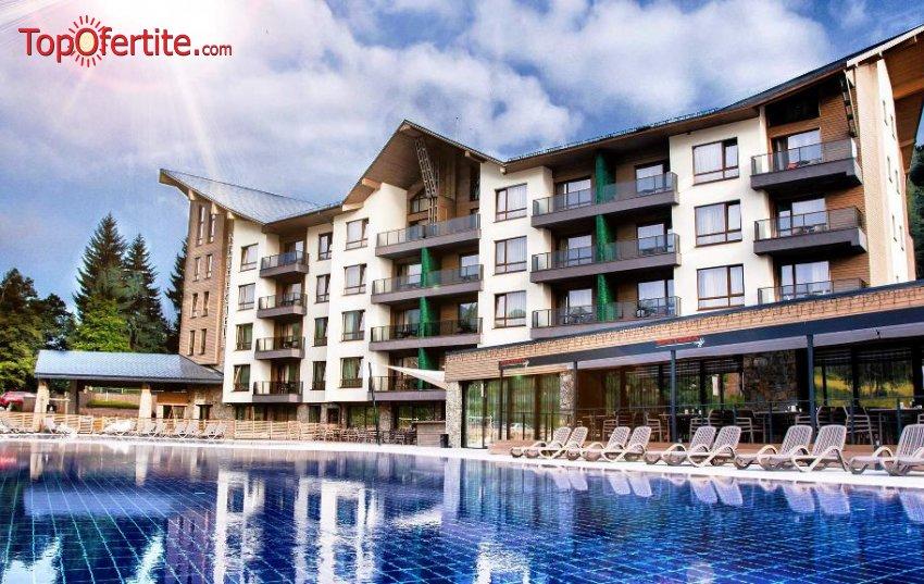 Хотел Арте СПА и Парк 5*, Велинград през есента! 2, 3, 4 или 5 нощувки + закуска, вечеря, СПА Пакет и Уелнес зона на цени от 101 лв на човек на ден
