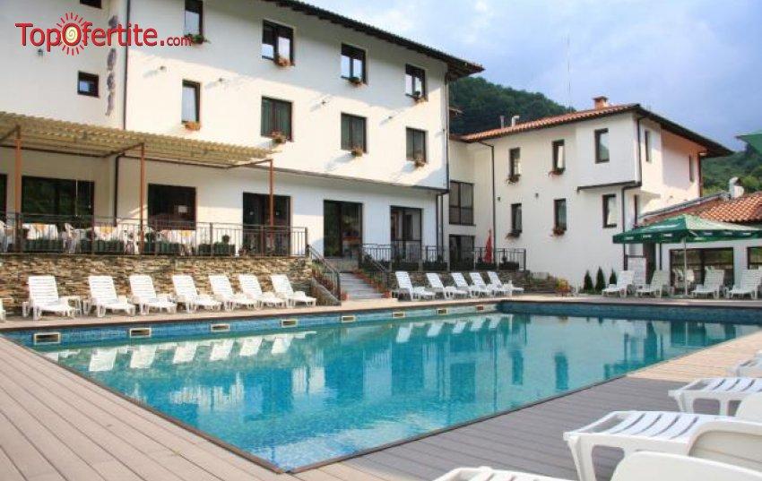 Хотел Фея, село Чифлик за 22 Септември! 3 нощувки + закуски, вечери, басейн и СПА пакет на цени от 375 лв