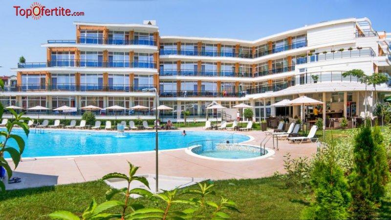 Хотел Мирамар къмпинг Каваци първа линия, Созопол! Нощувка + закуска, вечеря, басейн, шезлонг, чадъри и интернет на цени от 46 лв на човек