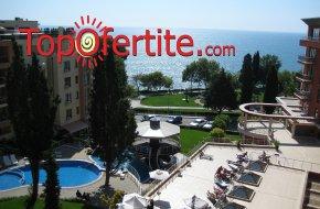 Комплекс Vigo Panorama Beach, Несебър! 5 нощувки в просторно студио за Двама възрастни + 1 дете  на цени от 392,50 лв!