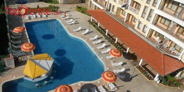Комплекс Royal Dreams, Слънчев Бряг! 5 нощувки в просторен едноспален апартамент за Четирима на цени от 392,50 лв.