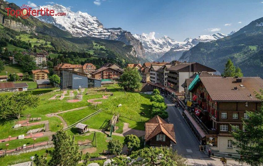 6-дневна екскурзия до Швейцария, Венеция, Берн, Люцерн, Цюрих, Женевското езеро, Женева, Монтрьо, Милано с 4 нощувки + закуски и транспорт само за 515 лв