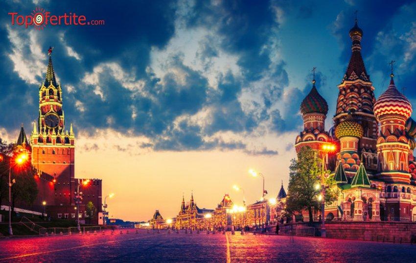 16-дневна автобусна екскурзия до Прибалтика с Хелзинки, Петербург и Москва! 15 нощувки с закуски и включен транспорт само за 1540 лв!