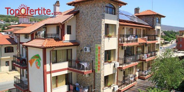 Хотел Бреза, Слънчев бряг, първа линия! Нощувка + закуска, вечеря и ползване на басейн на цена от 33 лв на човек