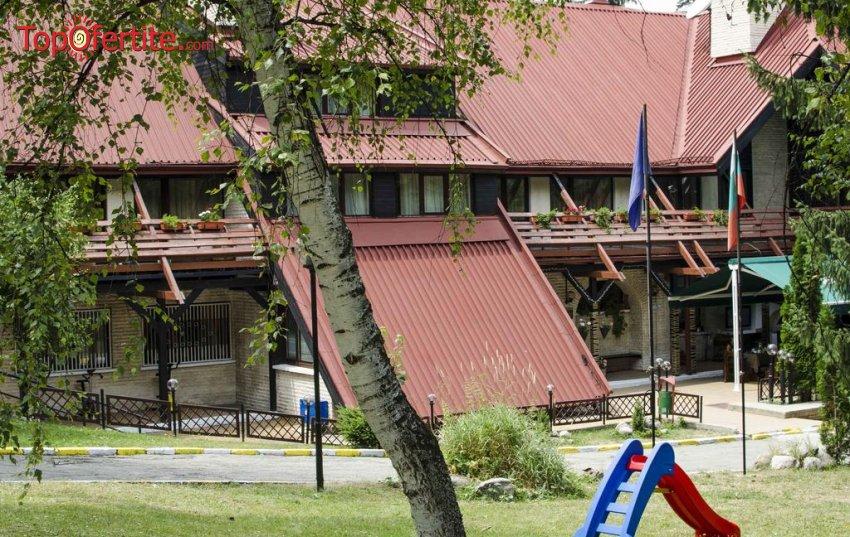 Хотел Бреза, Боровец през август! Нощувка + закуска, сауна, парна баня, леден душ, релакс зона и паркинг за 28 лв. на човек