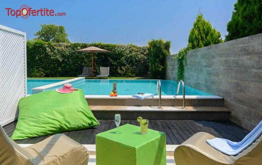 Dion Palace 4*, Олимпийската Ривиера, Гърция за 22-ри септември 3 нощувки + закуски и вечери, чадъри и шезлонги на плажа на цени от 325,70 лв на човек