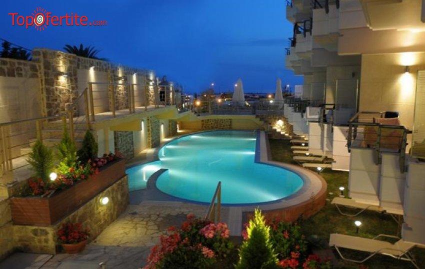 Imperial Hotel - Halkidiki 3*, Касандра, Халкидики - Гърция за 22-ри септември 3 нощувки + закуски, вечери и Безплатно дете до 9.99 г. на цени от 271,00 лв. на човек