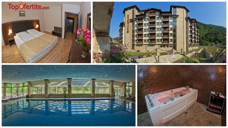 ЕКСКЛУЗИВНО - Балнео хотел Свети Спас 5*, Велинград до 22-ри декември! 3 нощувки в апартамент з...