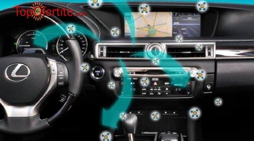 Диагностика и зареждане на автоклиматик + БОНУС оцветител от AutoClimaMASTER в Люлин само за 9.50 лв