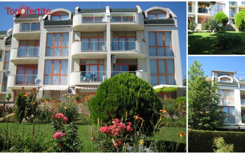 Комплекс Sea Gate, Свети Влас на 100 м от плажа! 5 нощувки в просторен едноспален или двуспален апартамент за 2 или 4 възрастни и 2 деца + ТВ и интернет на цени от 342,50 лв