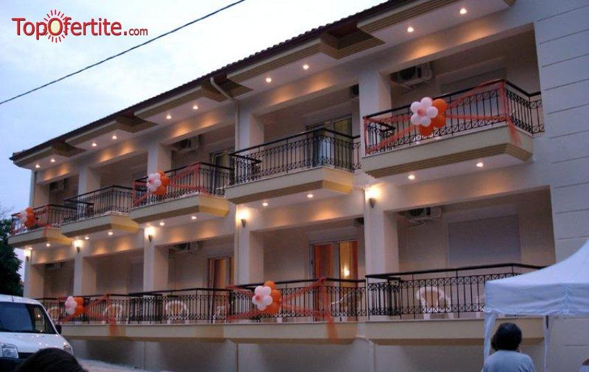 Loxandra Studios 2*, Ситония, Халкидики - Гърция! Нощувка за двама възрастни и едно дете в студио на цени от 101,80 лв.