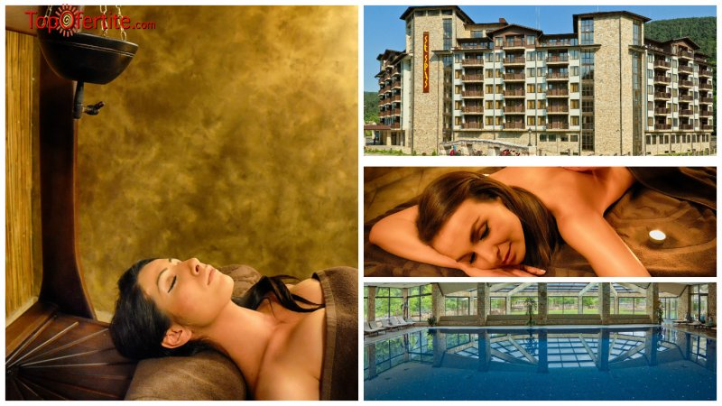 Балнео хотел Свети Спас 5*, Велинград Балнео пакет Здраве и Живот! 3 или 5 нощувки + закуски, в...