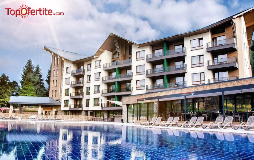 Хотел Арте СПА и Парк 5*, Велинград през есента! 2, 3, 4 или 5 нощувки + закуска, вечеря, СПА Пакет и Уелнес зона на цени от 119,75 лв на човек на ден
