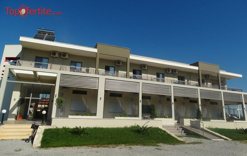 Villa Strimonikos, Ставрос - Гърция! 7 нощувки в тройна стая на цени от 109,80 лв. на човек