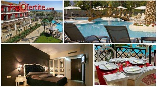 LAST MINUTE! Хотел Mediterranean Princess 4*, Пиерия - Гърция за 22-ри септември! 4 нощувки за двама + закуски, вечери и Безплатно дете до 7 г. за 599.20 лв