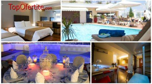 Хотел Capsis 4*, Солун - Гърция! Нощувка + закуска и опция вечеря на цени от 148.30 лв. на човек