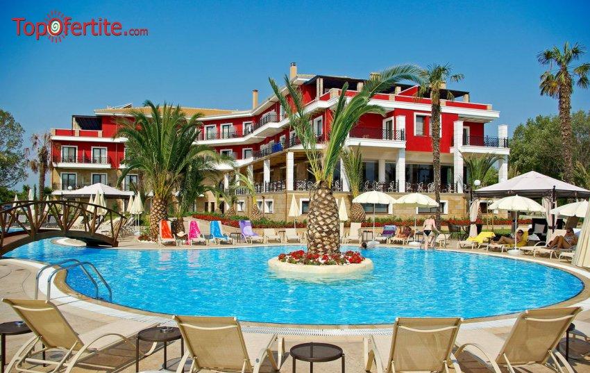 Хотел Mediterranean Princess 4*, Пиерия - Гърция - за Коледа! 3 нощувки + закуски, вечери и Гала вечеря + безплатно дете до 0-6,99г. на цени от 273,50 лв на човек