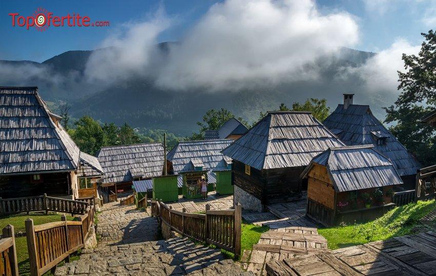 Приказният свят на Кустурица! 3-дневна екскурзия до Вишеград и незабравимите градове на Емир Кустурица - Дървенград и Каменград с 2 нощувки, 2 закуски и екскурзоводско обслужване само за 139 лв вместо за 169 лв.
