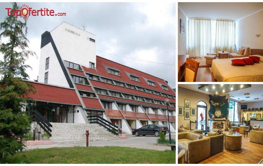 Хотел Мура, Боровец! Нощувка + закуска, басейн, фитнес, паркинг и опция за вечеря само за 39 лв на човек
