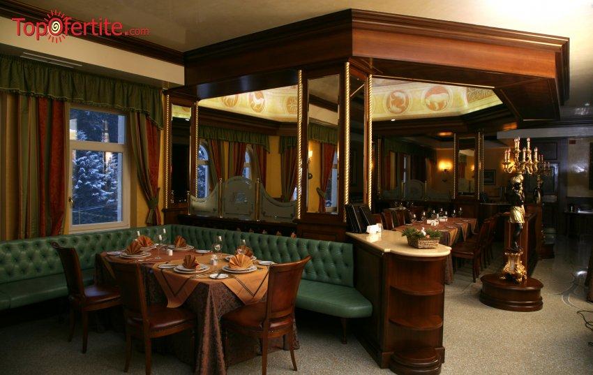 Хотел Феста Уинтър Палас 5*, Боровец! 3 нощувки + закуски, вечери и Уелнес пакет на цени от 210 лв. на човек